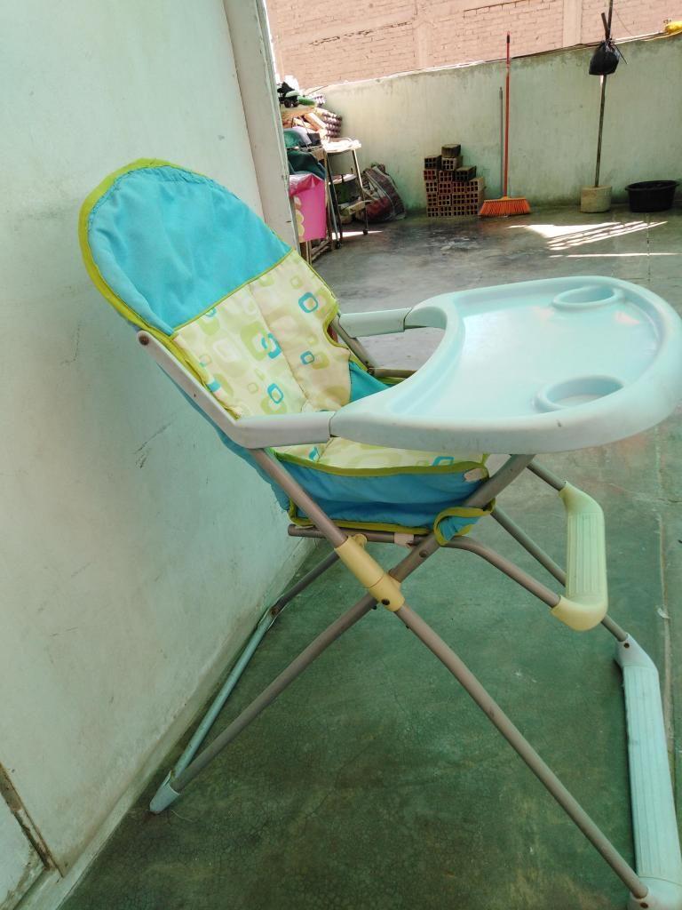 ad6ceda79 Remato silla de comer para bebe - Chiclayo