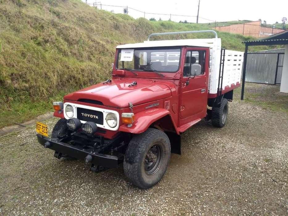 Toyota FJ 1981 - 150 km