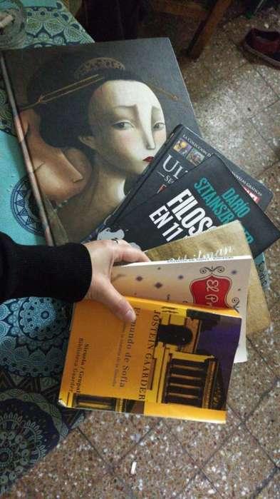 Vendo Libros Usados en Buenas Condicione