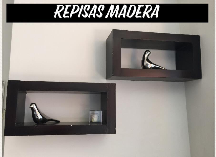 REPISAS MADERA