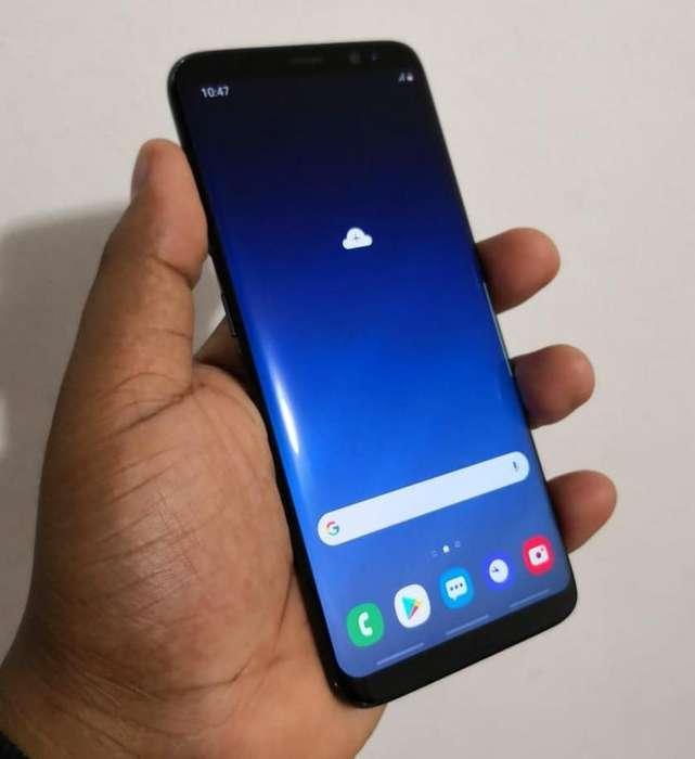 Vendo Samsung Galaxy S8 64gb