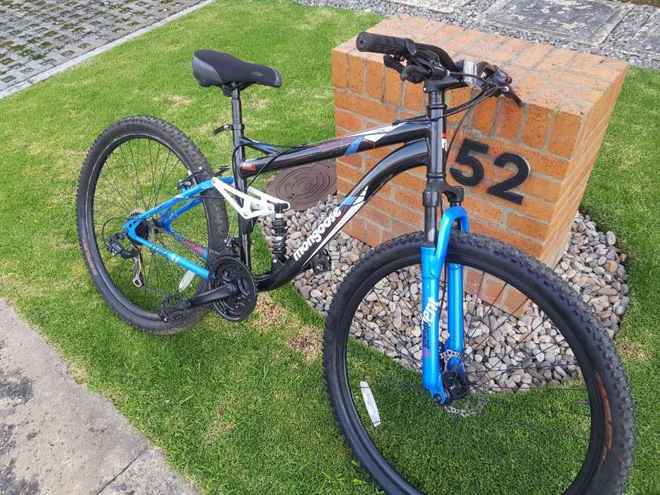 Bicicleta Mongoose Ledge 3.1 R29