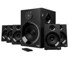 Parlante Logitech Z607 5.1 Sonido Surround