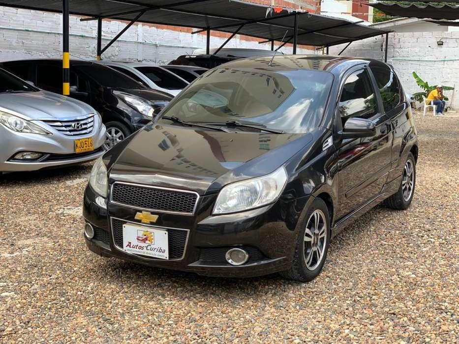 Chevrolet Aveo Emotion 2011 - 101000 km