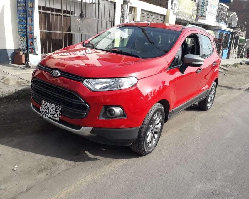 Ford Ecosport 2014 - 54000 km