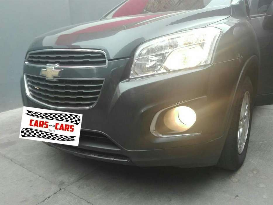 Chevrolet Tracker 2015 - 84000 km