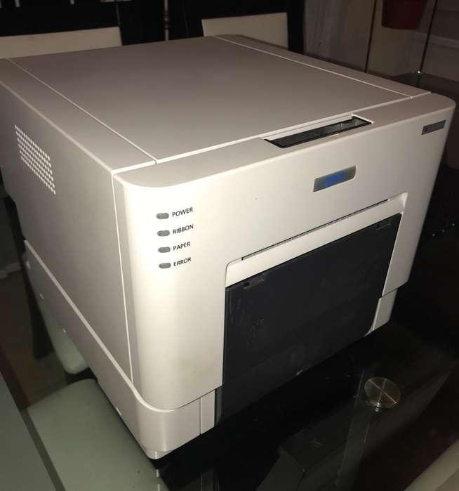 <strong>impresora</strong> de Fotos DS-RX1HS