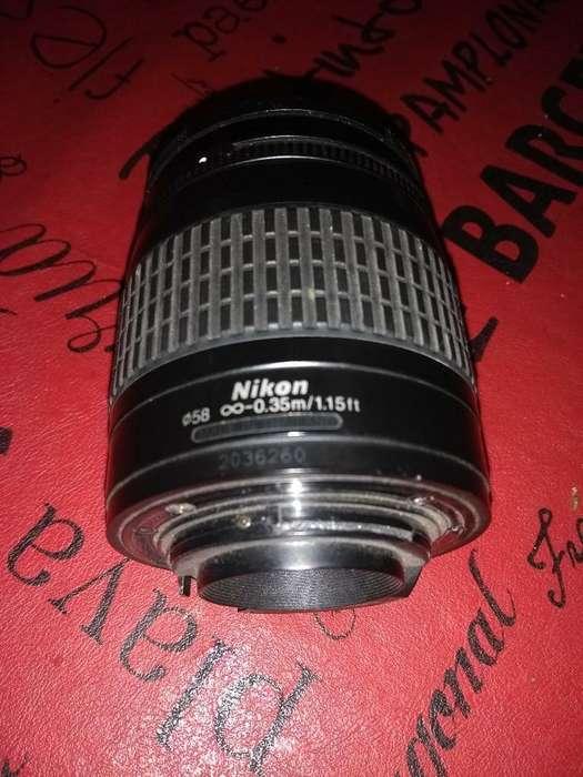 Lente Nikon 28_80 Mm