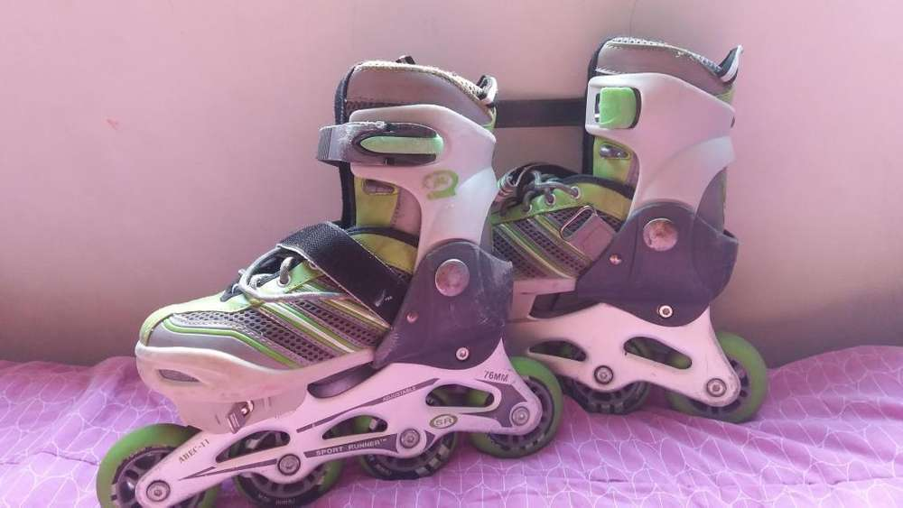 Vendo patines semiprofesionales