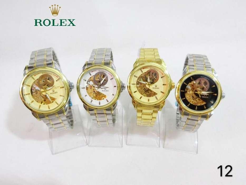 Reloj Automático Rolex