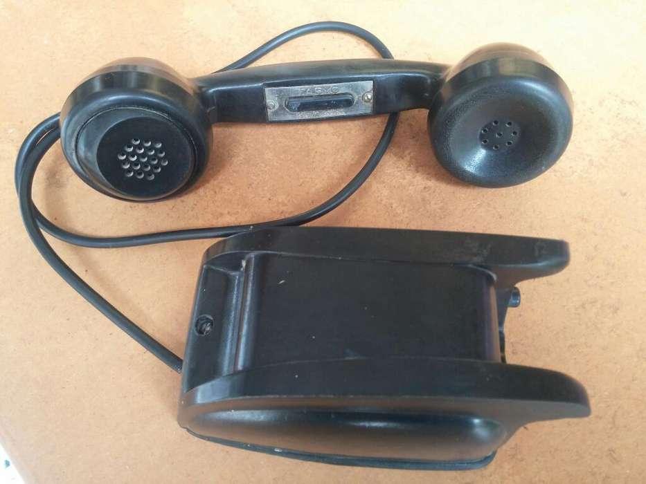Amtiguo Telefono de Portero Electrico