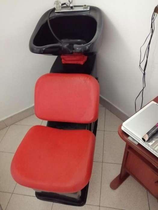 Combo <strong>muebles</strong> peluquería