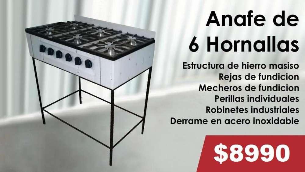ANAFE 6 HORNALLA!!!!