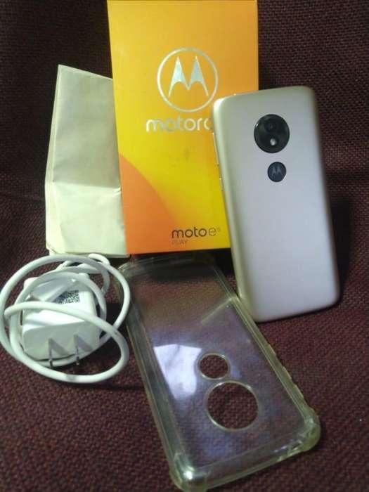 Vendo Moto E5 Play Dual Sim Nuevo