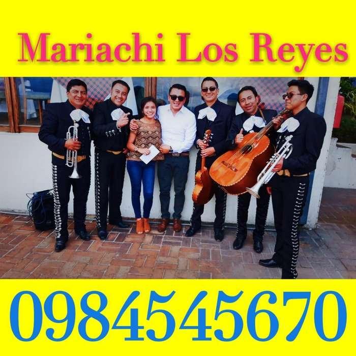 Precios Mariachis Sangolqui
