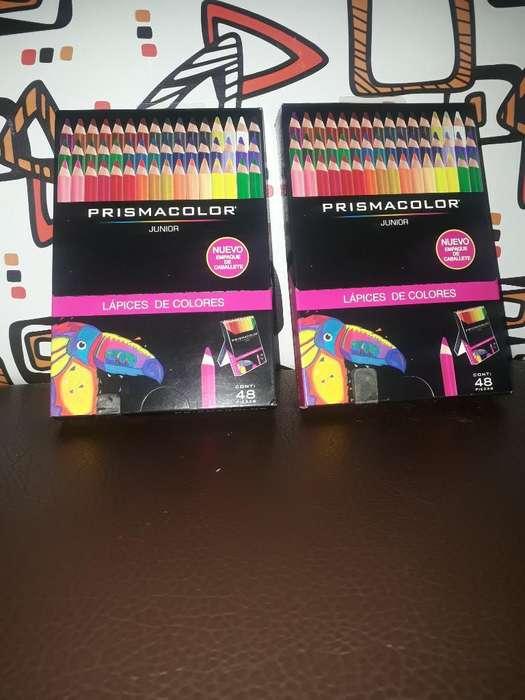 Vendo Caja de Colores Prismacolor