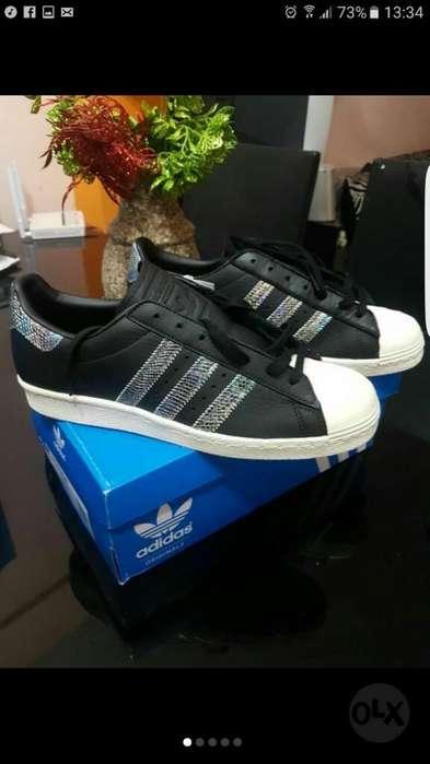 Zapatos Adidas Nuevo Original Talla 9