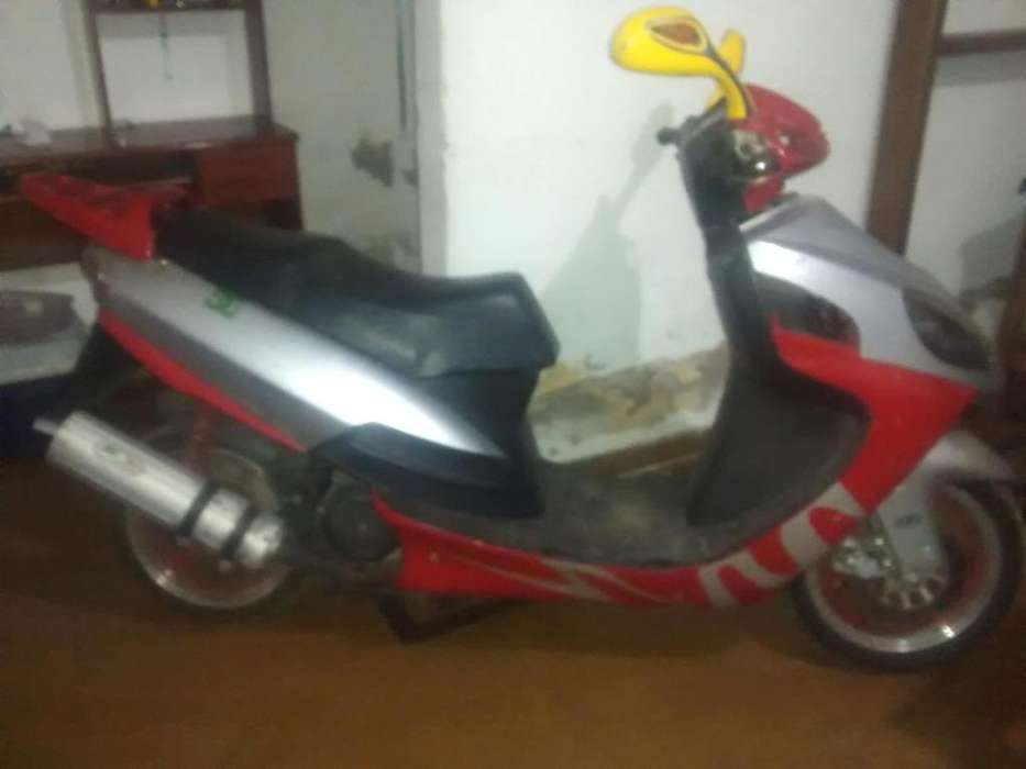 Moto Mondial 125 MD