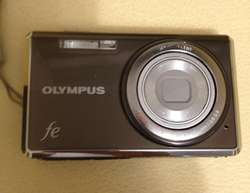 Càmara Digital Olympus Fe 4030panoramica