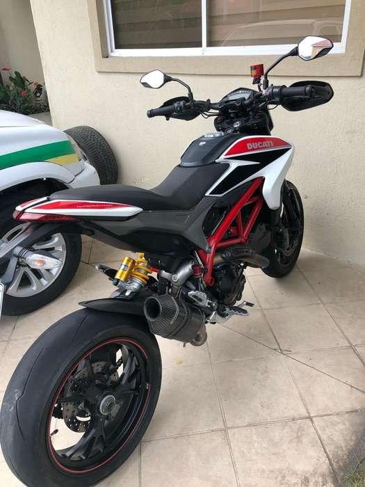 Moto Ducati Hypermotar Sp