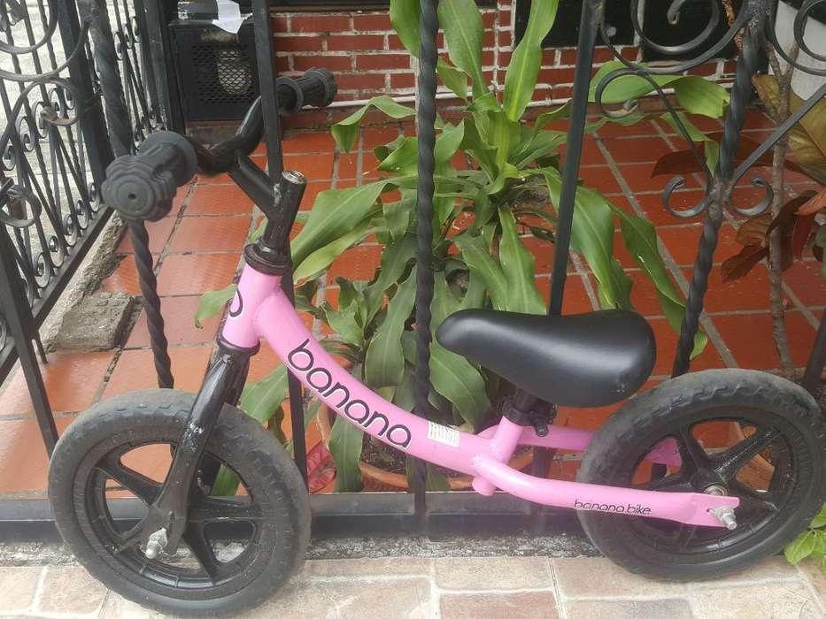Bicycleta de Impulso Niña