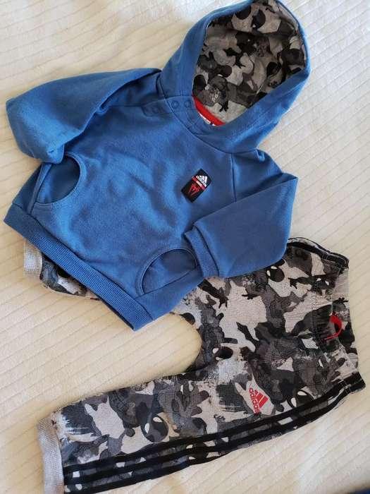 Conjunto Adidas Marvel