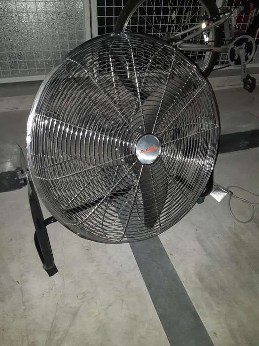 Ventilador Turbo Axel
