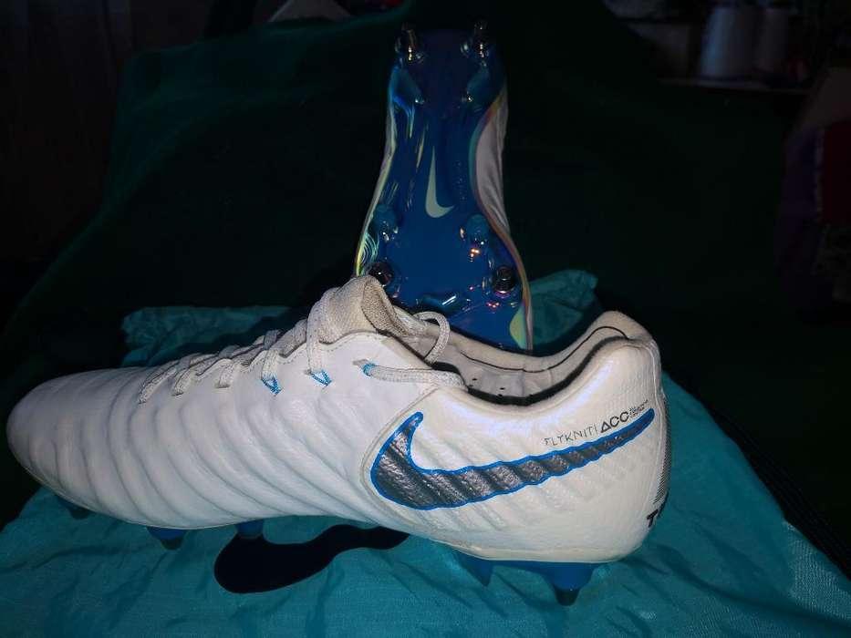 Botines Nike Tiempo Acc Profesional