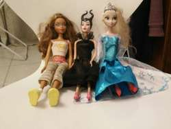 Juego de Muñecas Barbie