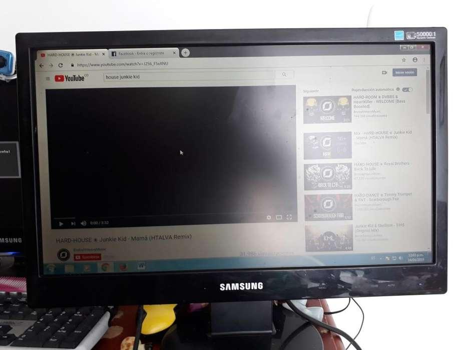 monitores (LG 17 ) y (SAMSUNG 19)