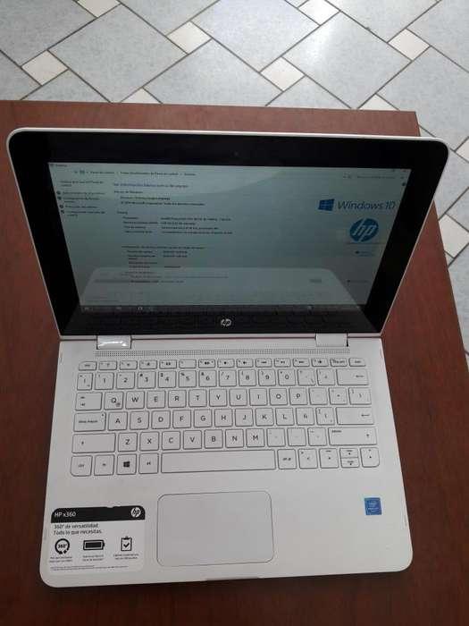 Se vende Notebook HP X360