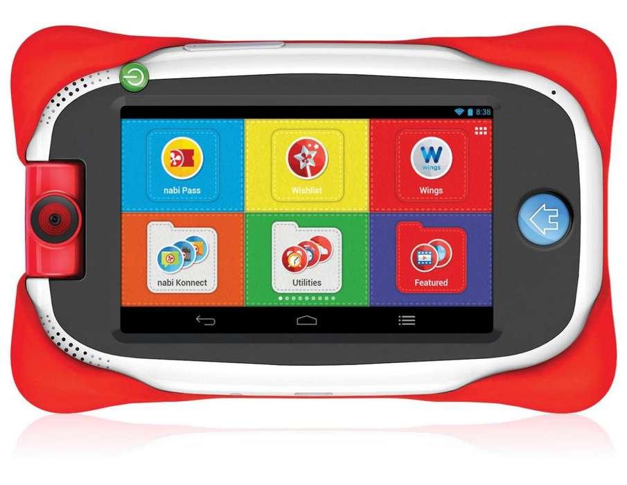 Tablet Educativa niños niñas Nabi Jr Resiste Golpes Wifi 16gb