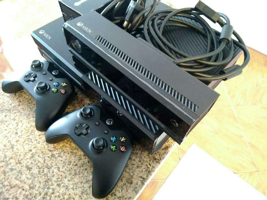 Xbox One Full Componentes (negociable)