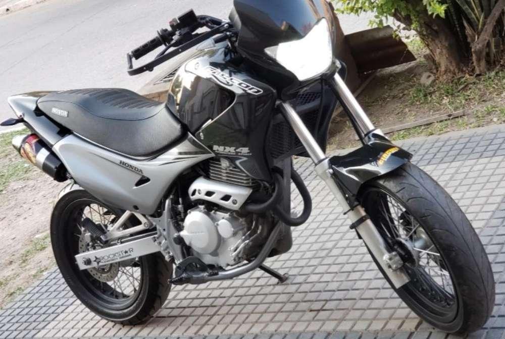 Honda Falcon Nx4 Supermotard 400cc