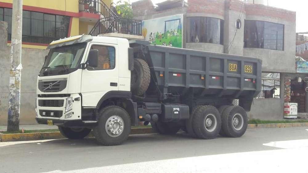 Volquete Volvo Fm 440 Cel 993712725