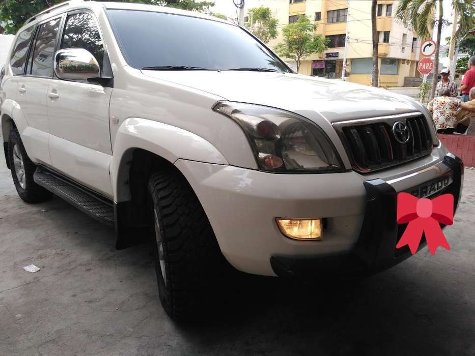Toyota Land Cruiser Prado 2008 - 180000 km
