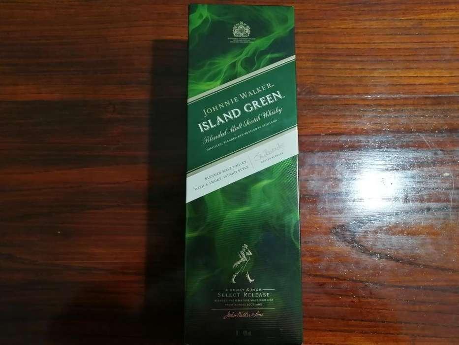 Johnnie Walker Island Green 1 Litro