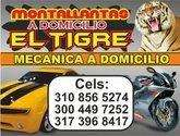 DESPINCHADERO I MECANICA EL TIGRE 3108565274