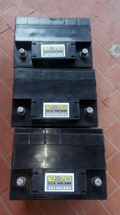 Baterias Nuevas