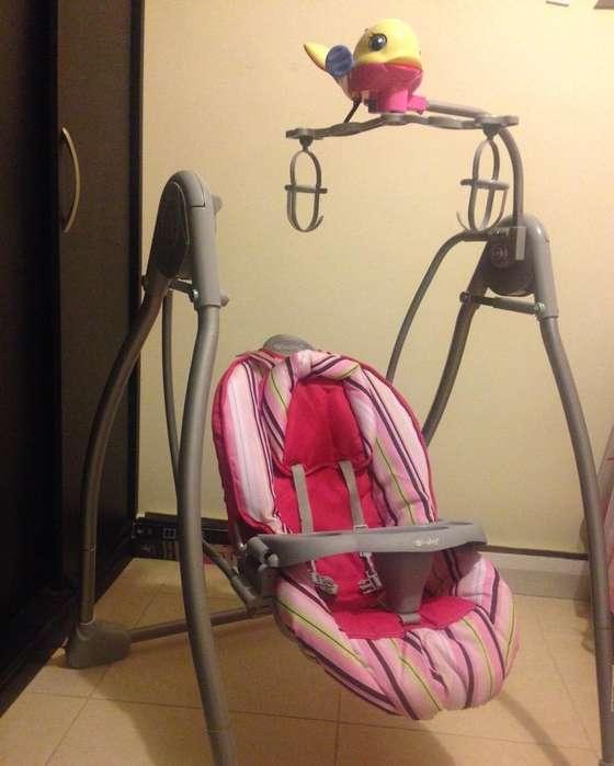 Columpio Silla Mecedora para Bebe