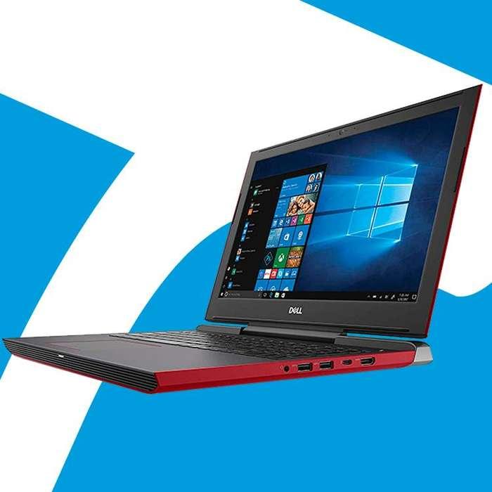 Acp - Portatil Gaming Dell G5 I7 8va 16gb 128 Ssd 1tb Gtx 1050ti 4gb