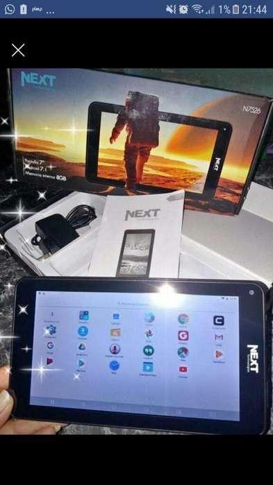 Tablet Nueva,se Quedo en El Logo