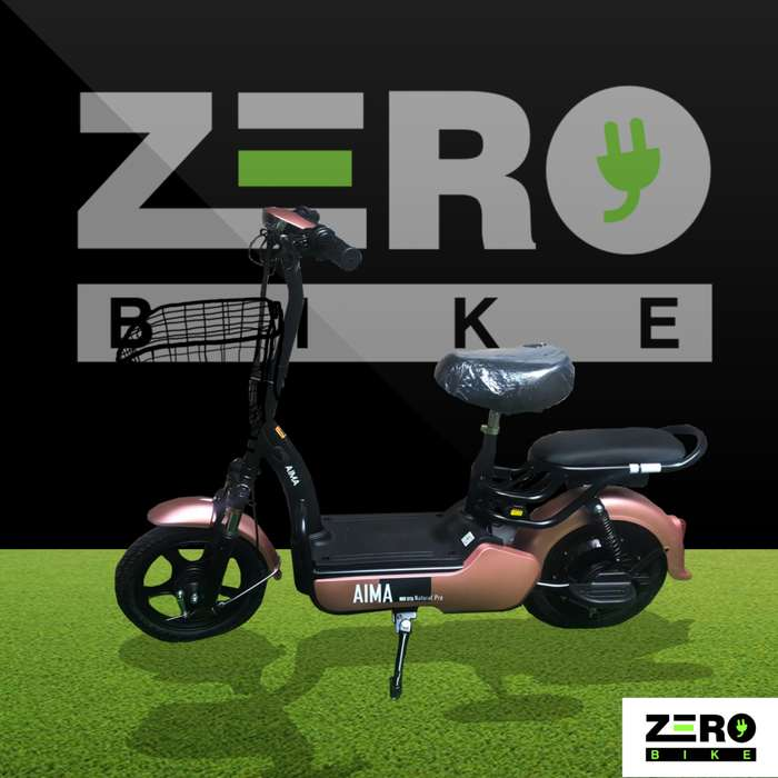 Electric Scooter AIMA @ZeroBike_ec