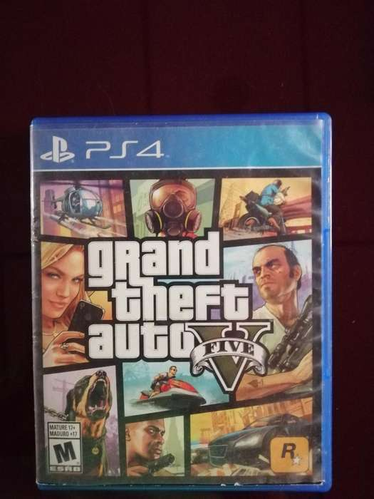 Se Vende Gta Play 4