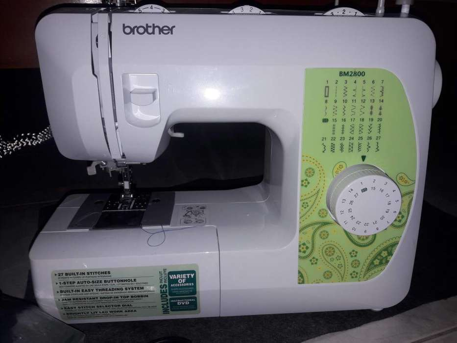 Maquina de Coser Brother 2800