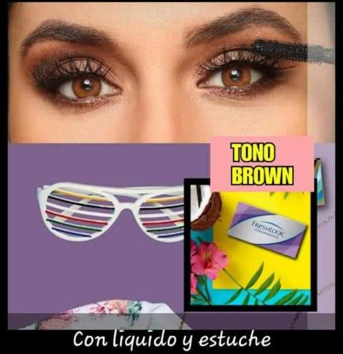 <strong>lentes</strong> de Contacto