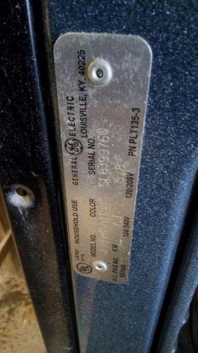 Horno Eléctrico Usado sin Funcionar