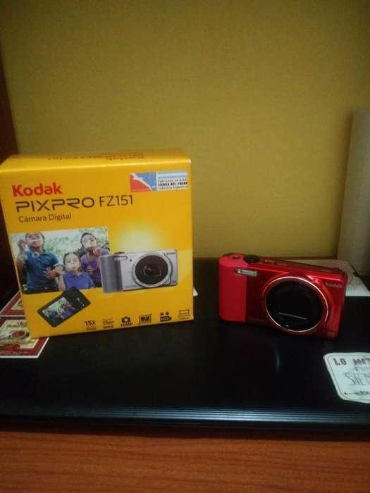 Camara Kodak Pixpro Hd