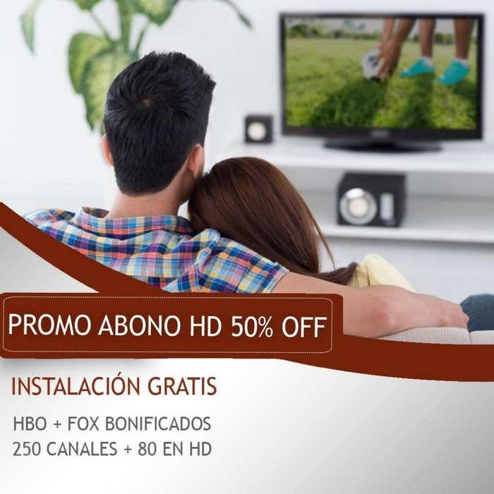 Direct TV ( instalacion sin cargo )