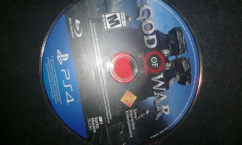 God Of War 4 para Play 4